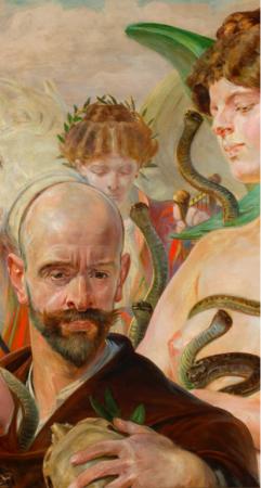 Jacek Malczewski, Rok 1905, 1905–1906