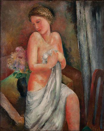Tymon Niesiołowski, Akt | 1931, fot. archiwum Krzysztofa Musiała