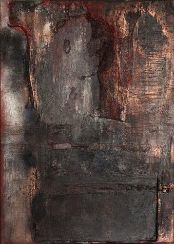 Kacper Zaorski-Sikora, Ekspiacja I, 50x70 cm, 2018, fot. Kacper Zaorski-Sikora