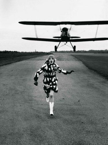HELMUT NEWTON, British Vogue London, 1967