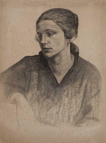 Symcha Trachter, Aniela, 1916 r.