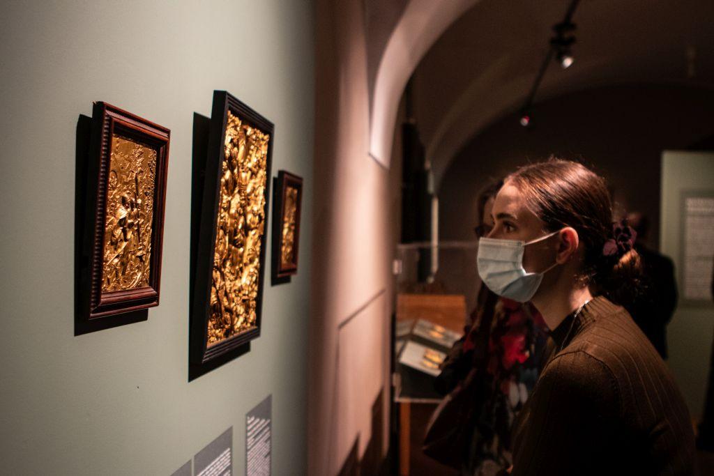Wernisaż wystawy, fot. materiały organizatora