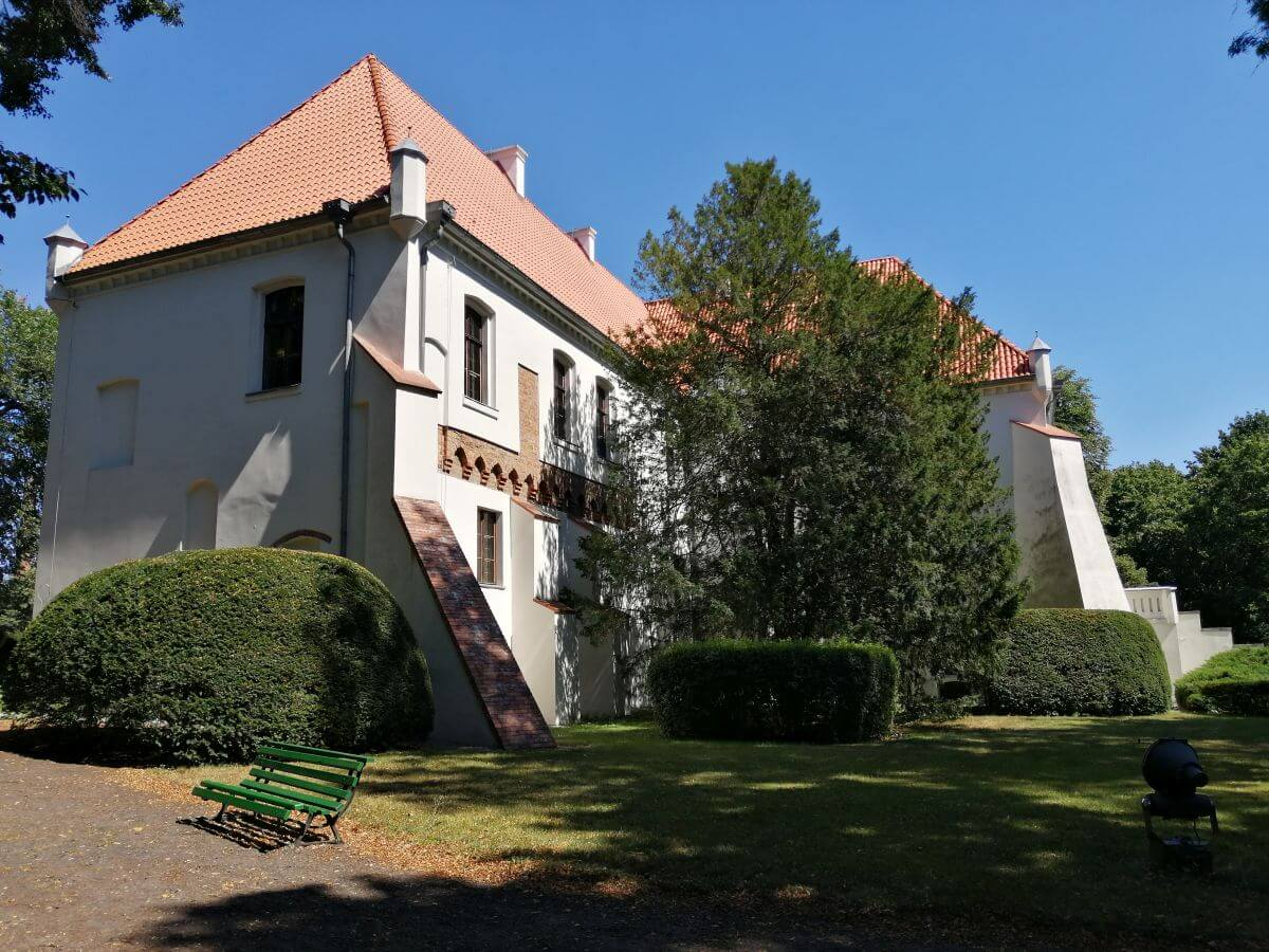 Muzeum Zamek Górków w Szamotułach, niezła sztuka