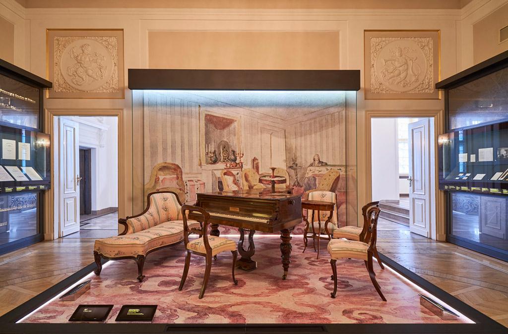 Muzeum Fryderyka Chopina, fot. dzięki uprzejmości Narodowego Instytutu Fryderyka Chopina