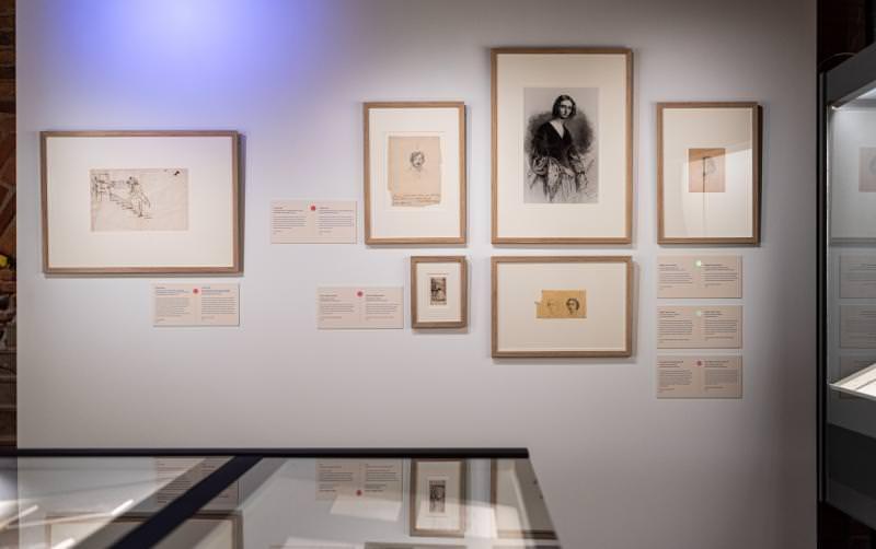 """Wystawa """"Chopin i przyjaciele"""", fot. J. Mozolewski, NIFC"""