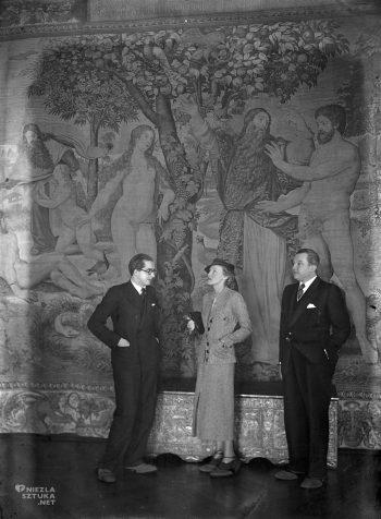 arrasy wawelskie, arrasy Zygmunta Augusta, zamek królewski na Wawelu, Niezła sztuka