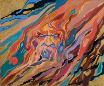 Stanisław Jakubowski, Bóg ognia, niezła sztuka