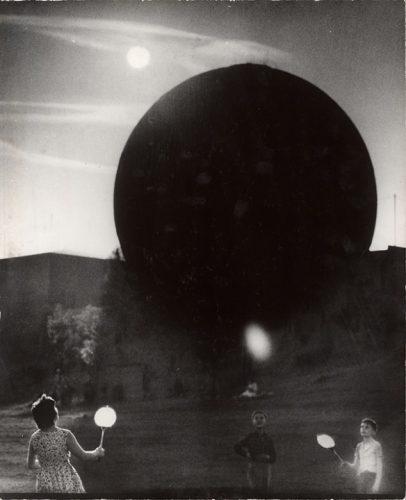 Tibor Honty, Letni wieczór, fotografia, Niezła Sztuka