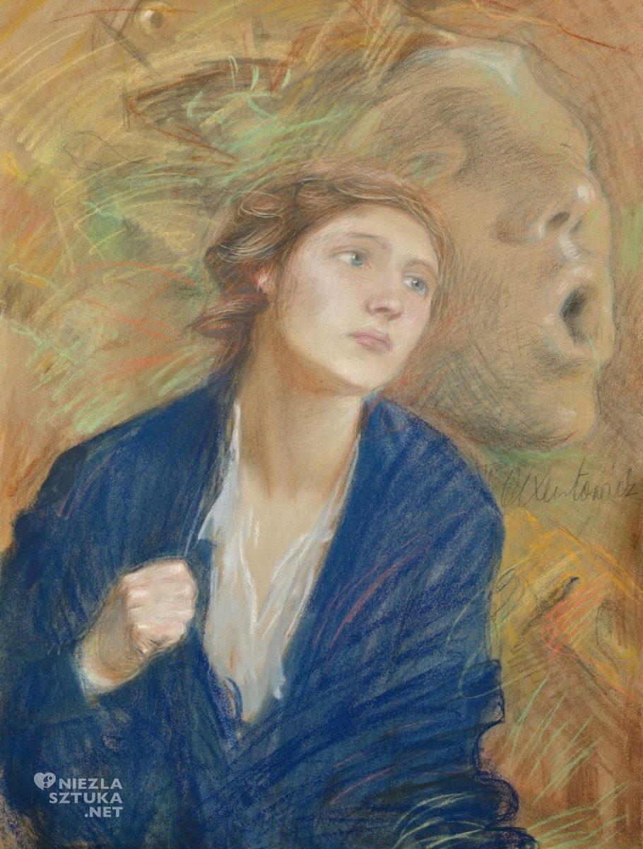 Teodor Axentowicz, krakowski dom aukcyjny, aukcja dzieł sztuki, niezła sztuka