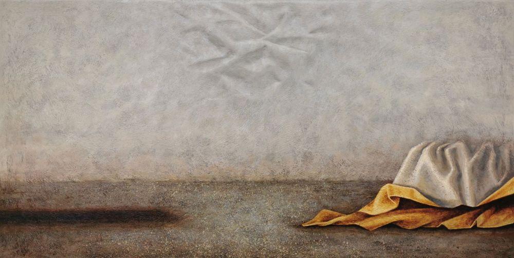 Landscapes. Przestrzeń wewnętrzna, malarstwo, Niezła Sztuka