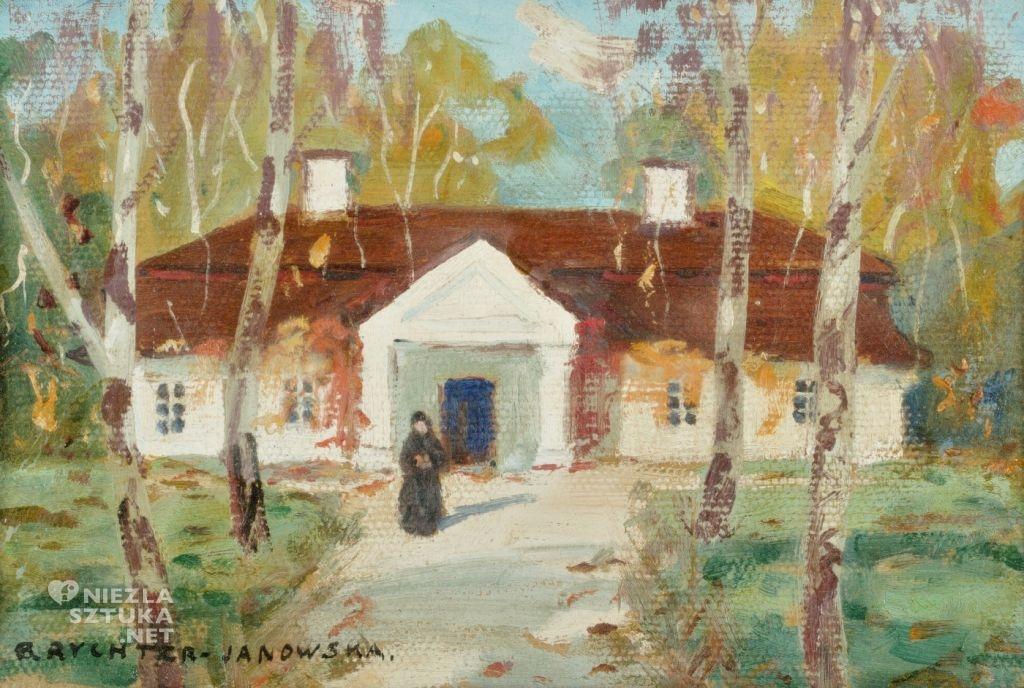 Bronisława Rychter Janowska, krakowski dom aukcyjny, aukcja dzieł sztuki, niezła sztuka