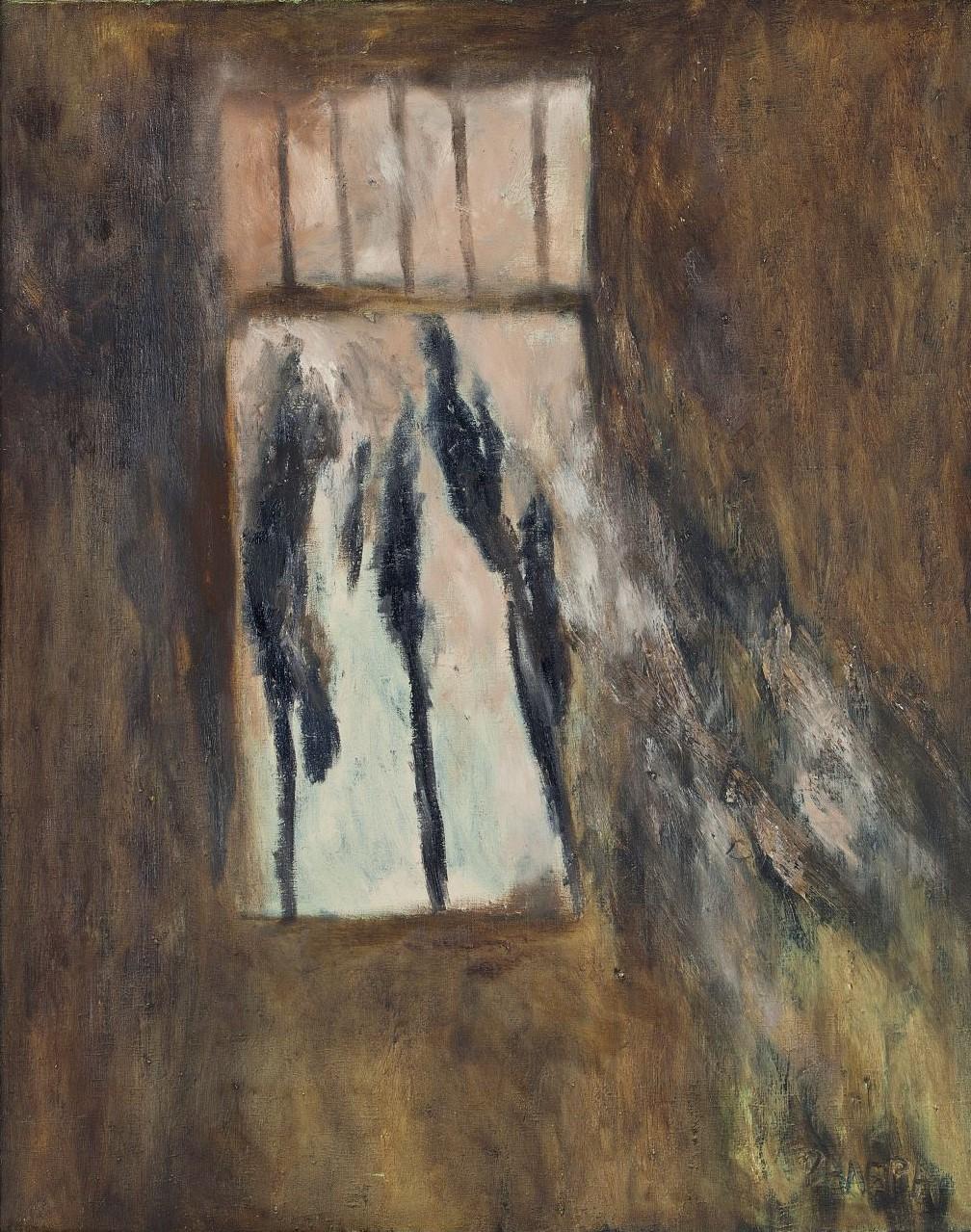 Valery Pesin, Rembrandt | 1993