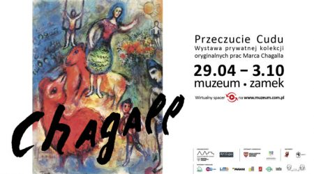 Marc Chagall, wystawa, Przeczucie cudu, niezła sztuka
