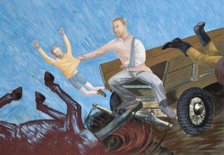 Jarosław Modzelewski, niezła sztuka