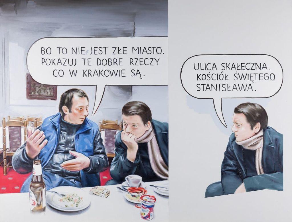 Marcin Maciejowski, wystawa MOCAK, niezła sztuka