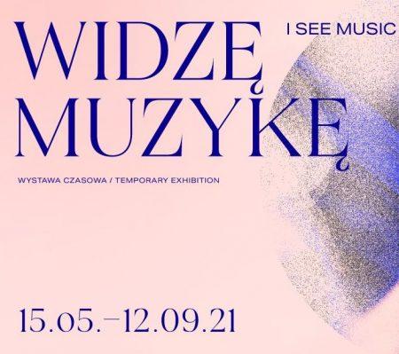widzę muzykę, muzeum Fryderyka Chopin, wystawa, niezła sztuka