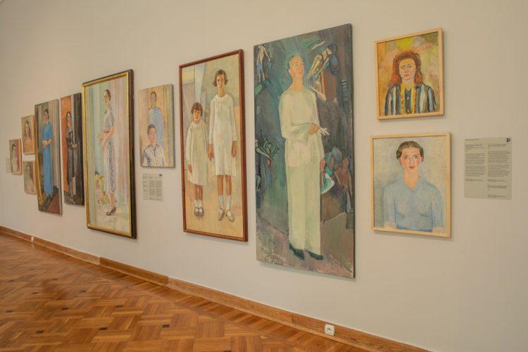 Xawery Dunikowski, ekspozycja, malarstwo, sztuka polska, Niezła Sztuka