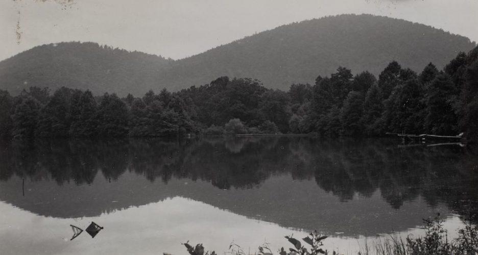 Hazel Larsen Archer, Jezioro Eden i Mae West, fotografia, sztuka XX wieku, Niezła Sztuka