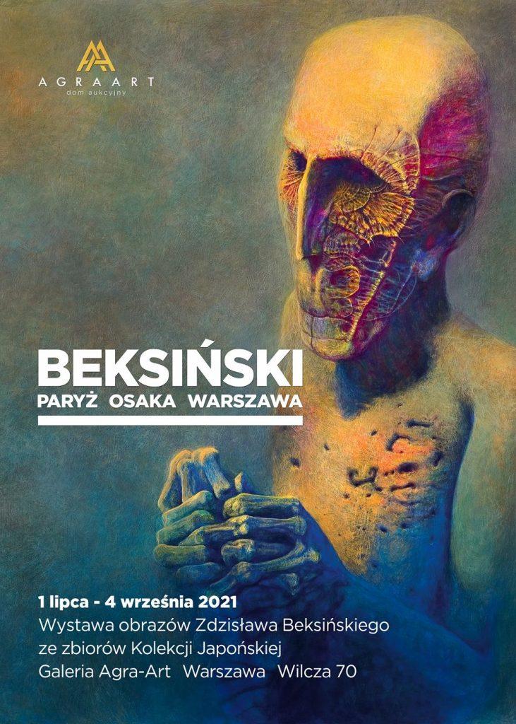 Paryż-Osaka-Warszawa | Sztuka Beksińskiego