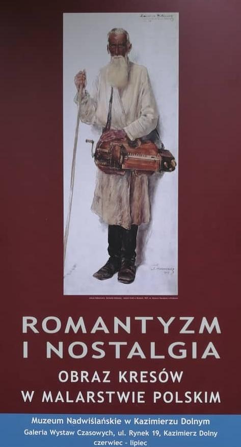 Romantyzm i nostalgia. Obraz kresów w malarstwie polskim