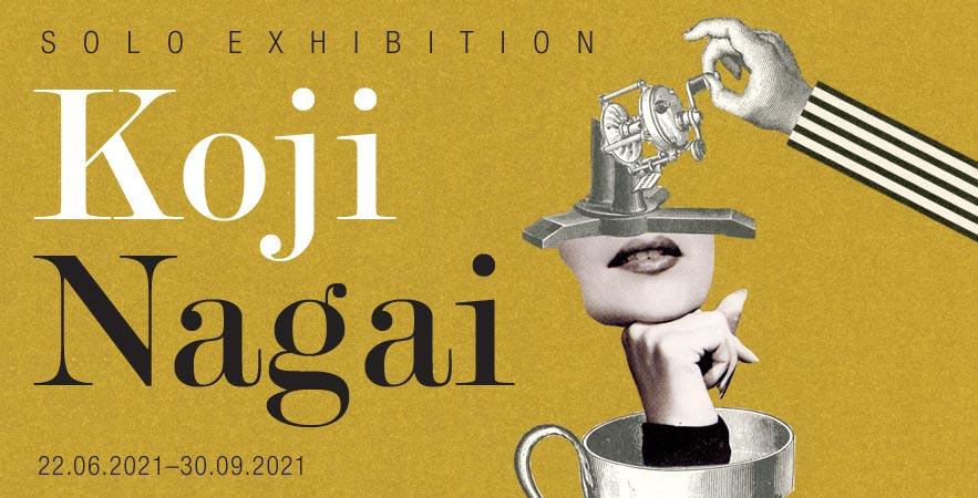 Koji Nagai. Japoński kolaż w Retroavangardzie, kolaż, Niezła Sztuka