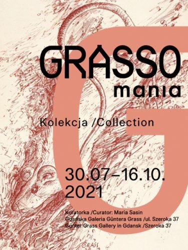 Grassomania. Kolekcja, Günter Grass, rzeźba, Niezła Sztuka