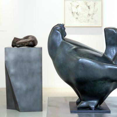 Grassomania. Kolekcja, Günter Grass, rzeźba, grafika, Niezła Sztuka