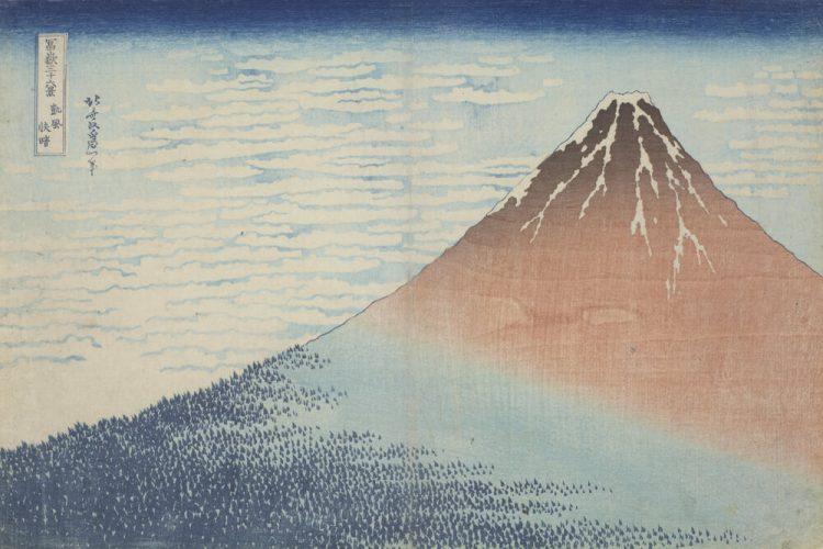 Hokusai Katsushika wystawa, Kraków, niezła sztuka