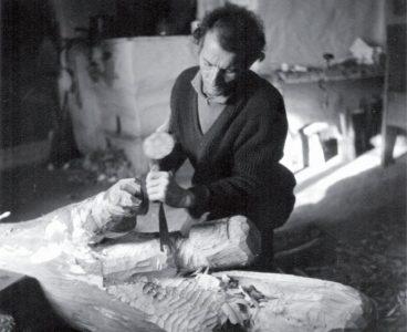 Antoni Rząsa, Rzeźba, Niezła Sztuka