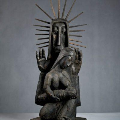 Antoni Rząsa, Rzeźba, sztuka XX w., rzeźba, Niezła Sztuka