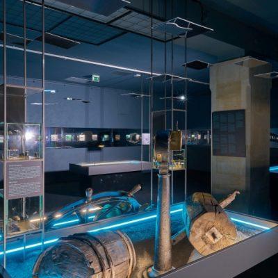 50 lat archeologicznych badań podwodnych Narodowego Muzeum Morskiego w Gdańsku, niezła szuka