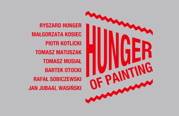 Hunger of painting, Ryszard Hunger, sztuka polska, niezła sztuka