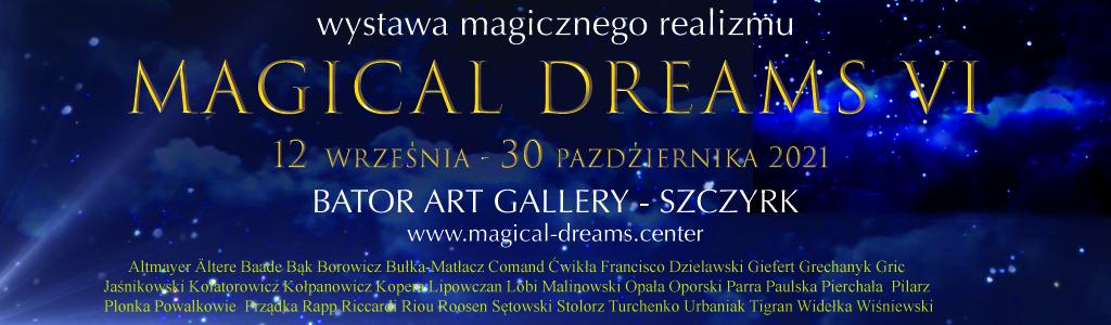Magical Dreams VI, Bator art gallery, Szczyrk, wystawa magicznego realizmu, niezła sztuka