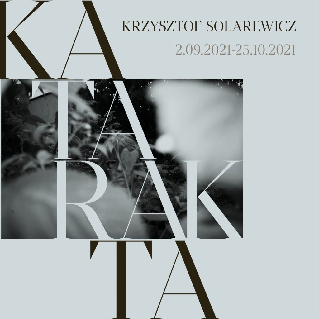 Krzysztof Solarewicz, Bez tytułu, z cyklu Katarakta, fotografia, sztuka polska, sztuka współczesna, Niezła Sztuka