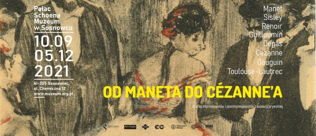 Od Maneta do Cézanne'a. Grafiki impresjonistów i postimpresjonistów z kolekcji prywatnej.