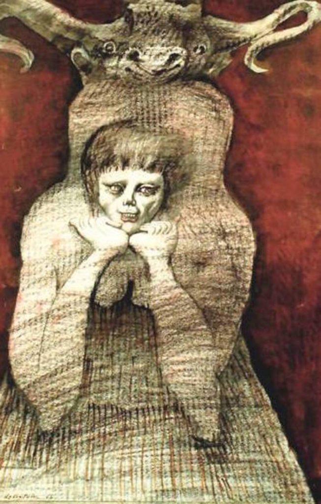 Jan Lebenstein 1930-1999, malarstwo, sztuka polska, sztuka XX w., Niezła Sztuka