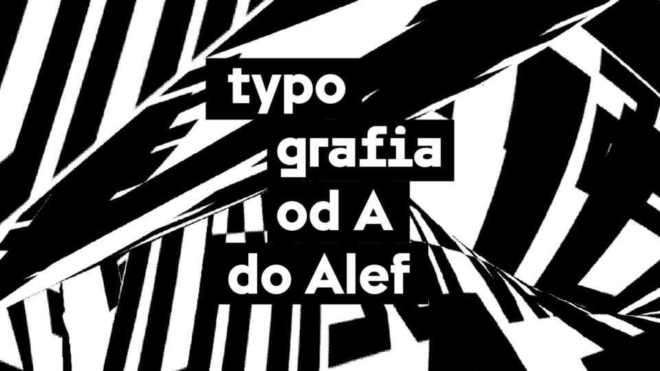 Jan Diehl Michałowski. Typografia Od A do Alef