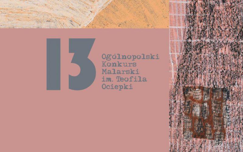 XIII Ogólnopolski Konkurs Malarski im. Teofila Ociepki – wystawa pokonkursowa, wystawa, Niezła Sztuka