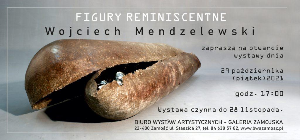 Wojciech Mendzelewski. Figury reminiscentne
