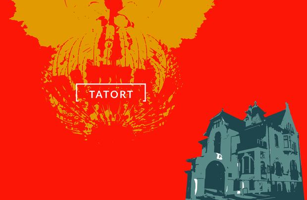 Tatort, wystawa, Miejska Galeria Sztuki w Łodzi, Galeria Willa, niezła sztuka