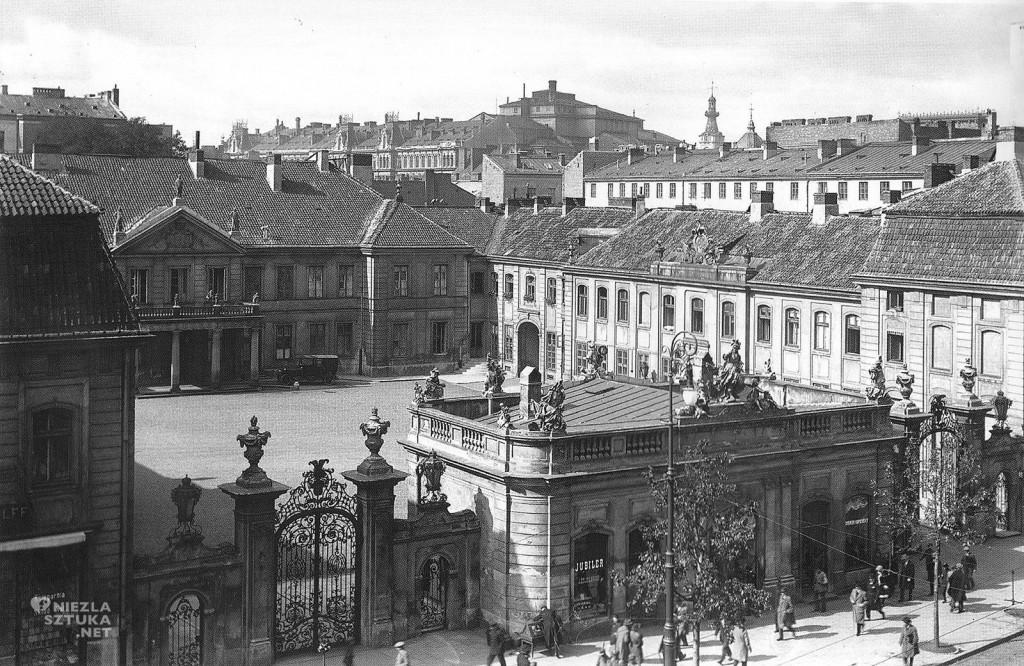 pałac Potockich, Kordegarda, Galeria Kordegarda, niezła sztuka