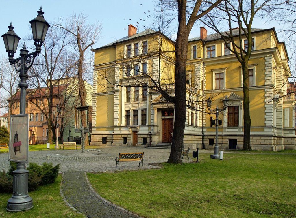 willa caro muzeum w gliwicach