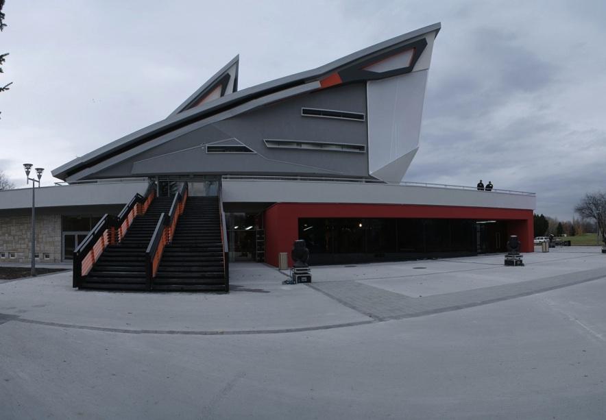 Centrum Sztuki Mościce Tarnów