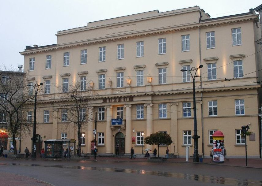 Muzeum Archeologiczne i Etnograficzne w Łodzi, niezła sztuka