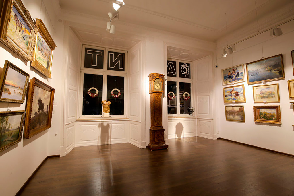 Salon Dzieł Sztuki Connaisseur galeria sztuki Kraków