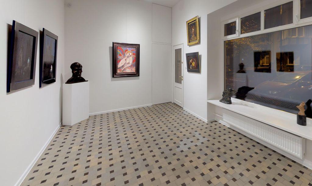 Wejman Gallery Warszawa, niezła sztuka